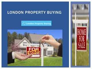 London Property Buying