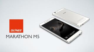 The Gionee Marathon M5 - Longest Battery Smartphone