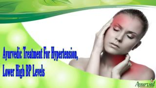 Ayurvedic Treatment For Hypertension, Lower High BP Levels
