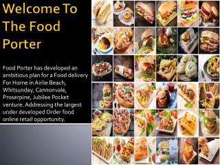 Food delivery For Home in Airlie Beach
