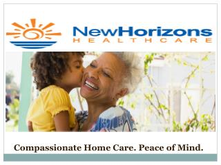 Home Care and Health Care Agency in Chicago