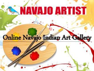 Online Navajo Indian Art Gallery
