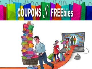 Happy Shopping Through Coupons
