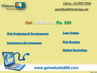 Web Design & Development, Digital Marketing Agency in Delhi, India