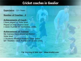 Find best professional coaches in gwalior online