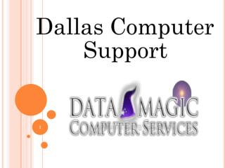 Dallas computer support