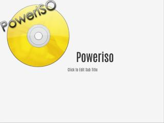 PowerISO Crack & PowerISO Full Version (LifeTime Working Crack)