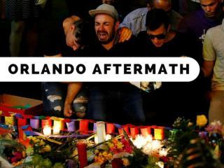 Orlando aftermath