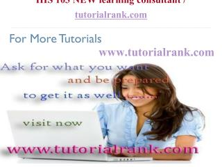 HIS 103 new Course Success Begins / tutorialrank.com