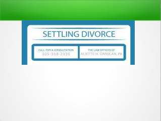 Top Miami Divorce Lawyers