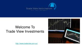 Learn To Trade Forex - Tradeview