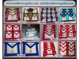 Scottish rite 14th degree apron