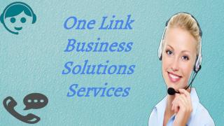 One Link Appointment Setting Services In USA