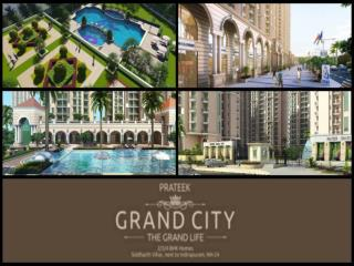 Luxury Apartments in Ghaziabad | Prateek Grand City | Prateek Group