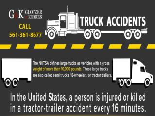 Best Truck Accident Lawyer Boca Raton