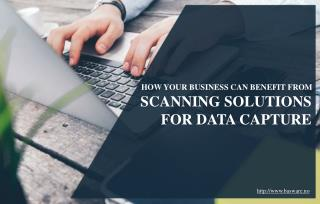 Various benefits of scanning invoices
