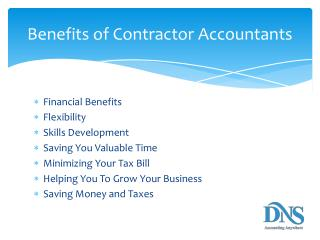 Best Contractor Accountants in London