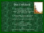 Dan Crofcheck