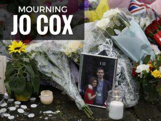 Mourning Jo Cox