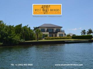 Need Eminent Real Estate Services In Cayman? View More!