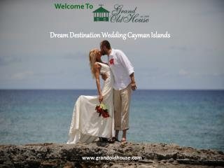 Celebrating In Cayman? Choose the Finest Venue for Events and Weddings