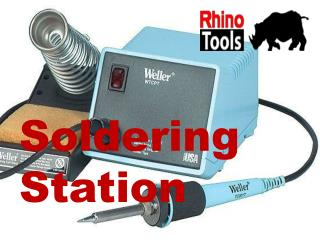 Detail About Soldering Station