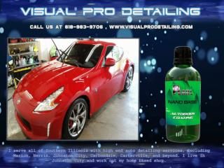 Visual Pro Detailing provide an excellence service in Car Care.