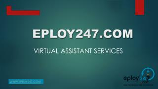 Virtual Assistant Services - India