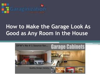 Garage Storage Solutions fort worth