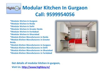 Modular Kitchen In Gurgaon, Modular Kitchen In Noida, Modular Kitchen In Delhi, Modular Kitchen In Greater Noida