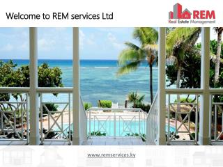 How a Find a Valuable Cayman Real Estate Management Service