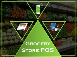 Grocery Store POS - Software System for Convenience Stores, Retail store and Supermarkets
