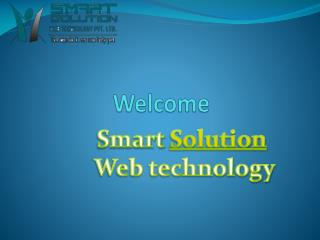Smart solution web technology