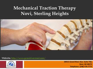 Mechanical Traction: The Best Way to Get Rid of Your Pain