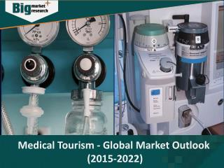 Global Market Outlook for Medical Tourism - (2015-2022)