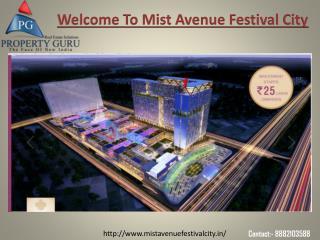 Mist Avenue Festival City