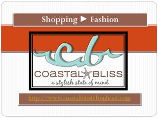 Women's Fashionable Clothing Online Boutique Hilton Head