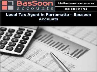 Get Best Accounting Services & BAS Services For Small Businesses in Parramatta
