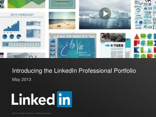 Visually showcase your professional story on your LinkedIn profile