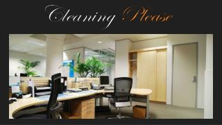 Signs of a Professional Office Cleaners Dandenong