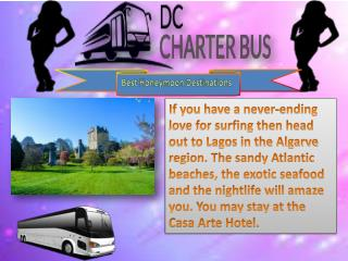 DC Charter Bus Services