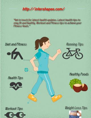 Best Health tips to stay fit and healthy