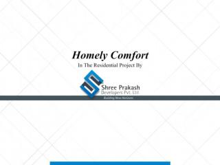 Residential Project By Shree Prakash Developers, Nashik