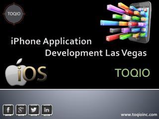 TOQIO | iPhone Application Development Las Vegas