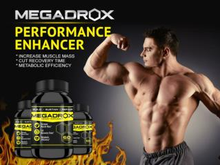 Megadrox: Get Its Free Trial To Flourish Your Muscles!