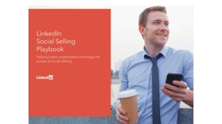 LinkedIn Social Selling Playbook 2015