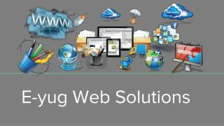services offered by Eyug web Solutions