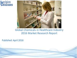 Cleaning Chemicals in Healthcare Market Analysis and Forecasts 2021