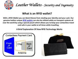 Security Wallets