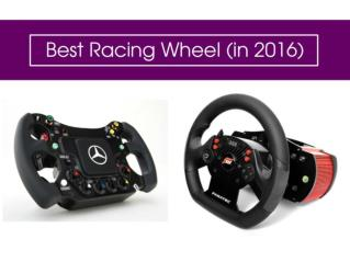 Best Racing Wheel in 2016